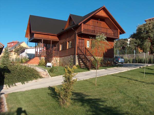 Casas de madera para el verano comprar casas de madera - Tocar madera casas ...