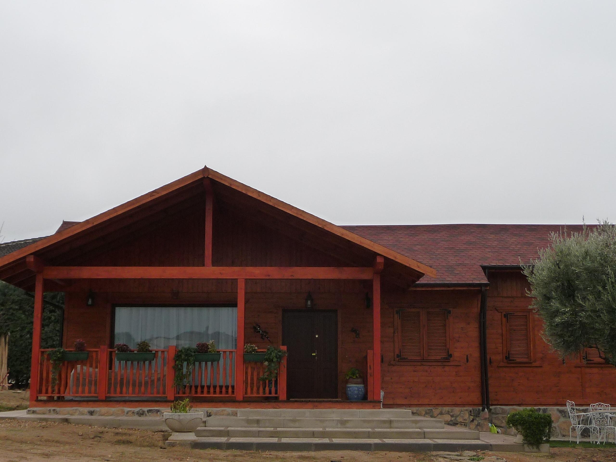 Comprar casa de madera - Seguros casas de madera ...