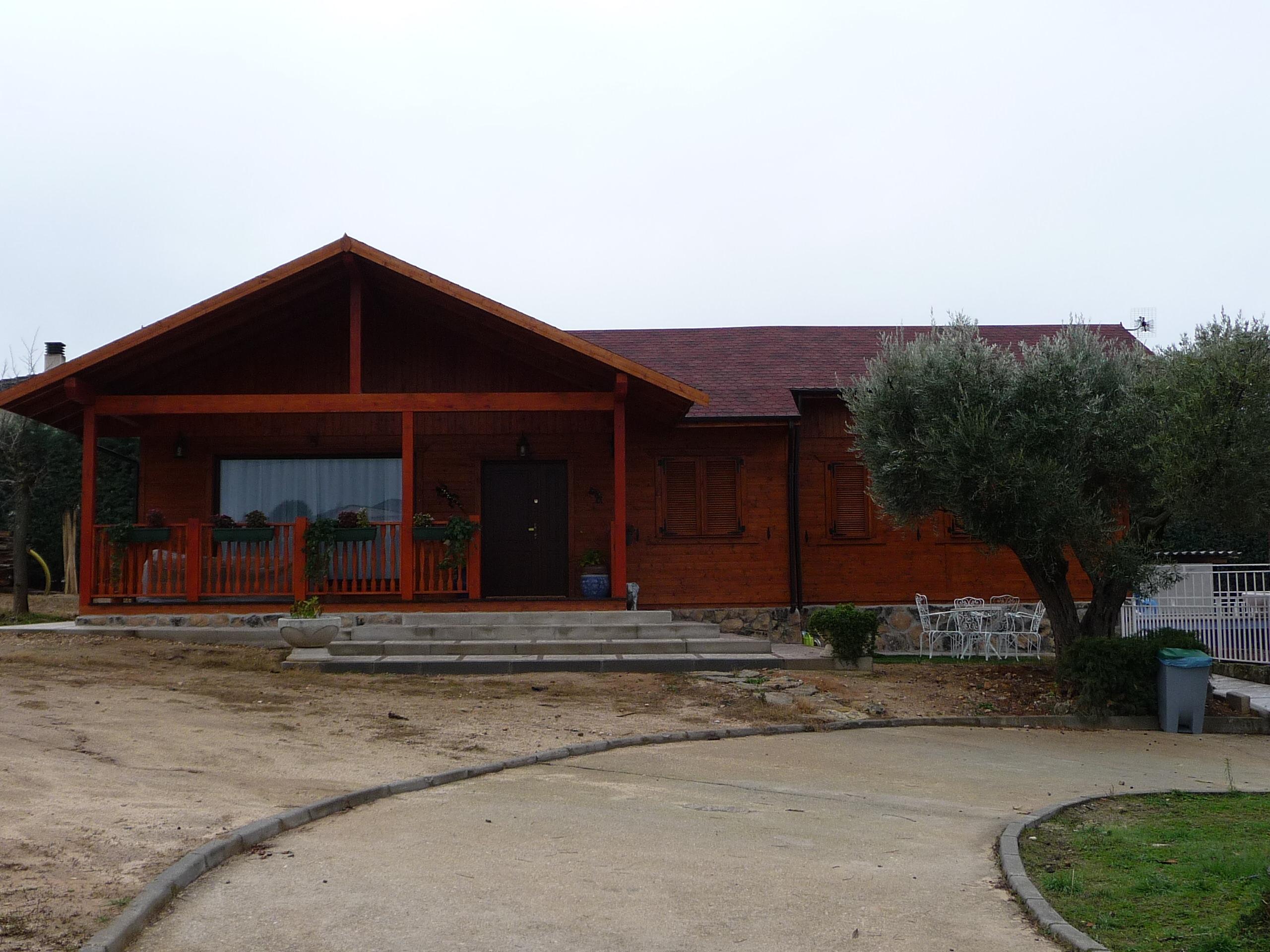 Precio de comprar casa de madera prefabricada en madrid - Casas prefabricadas canarias ...