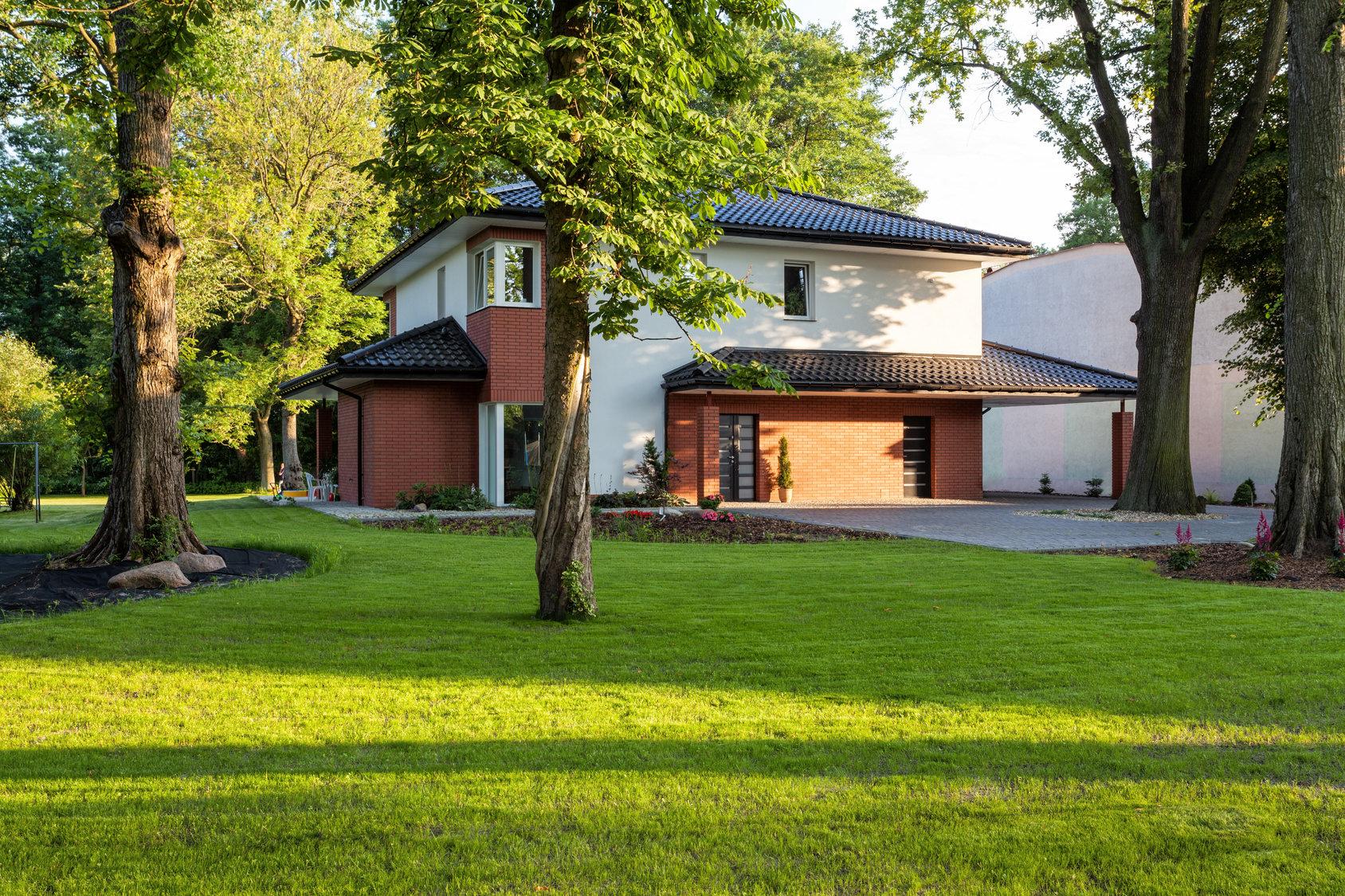 Tienes terreno comprar casa de madera construimos la de - Casa con terreno ...