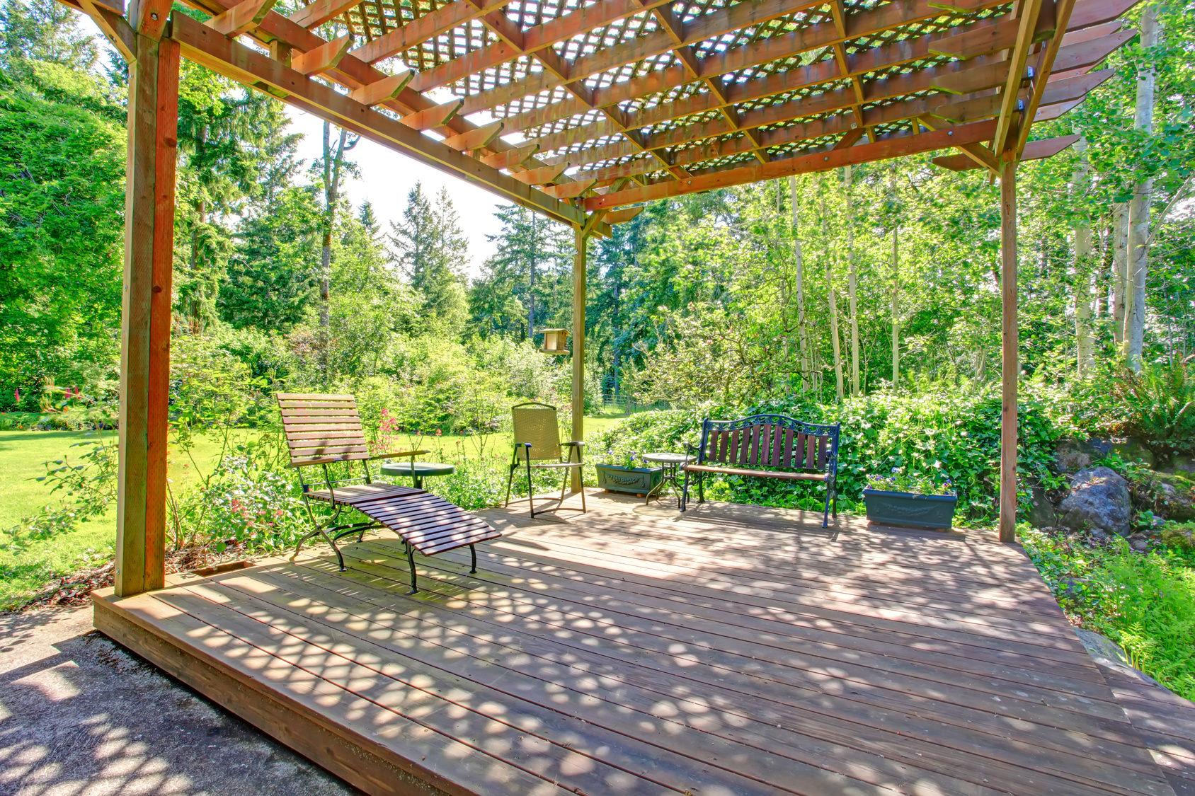 Beneficios de comprar casa de madera - Tocar madera casas ...