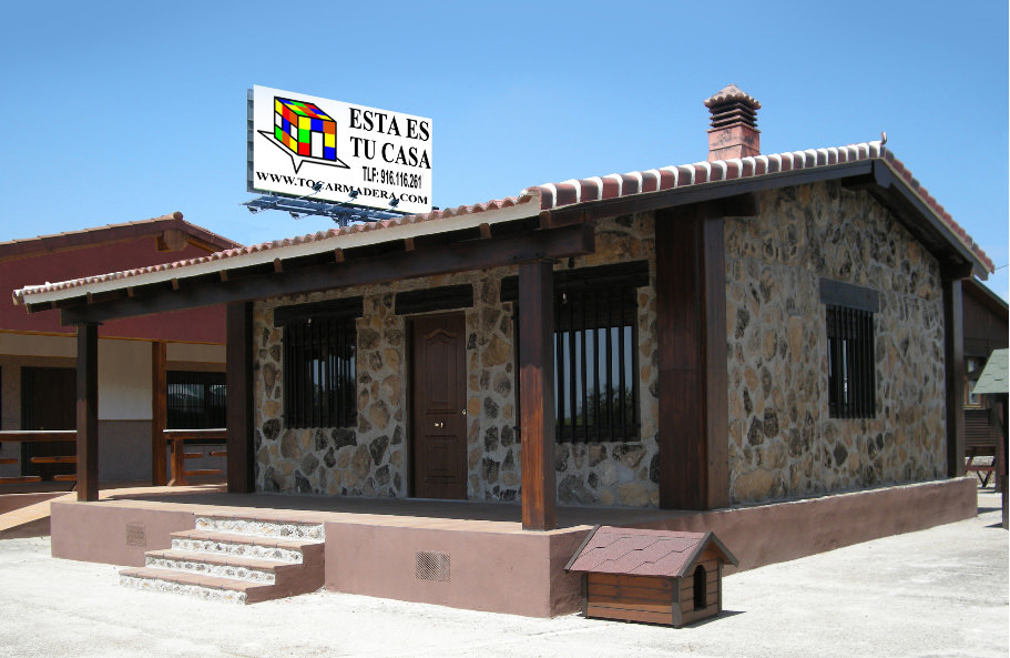 Casas prefabricadas archives comprar casas de madera - Casas prefabricadas oferta ...