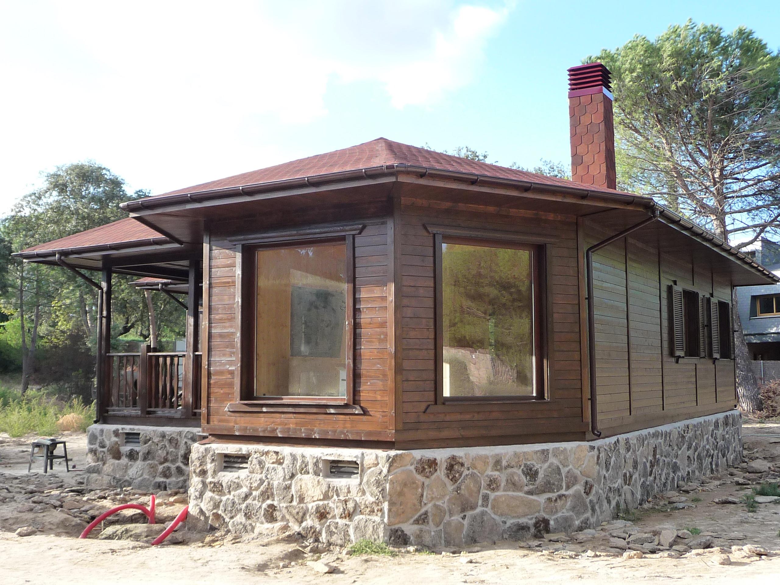 Casa de madera comprar casas de madera - Casa de madera precios ...