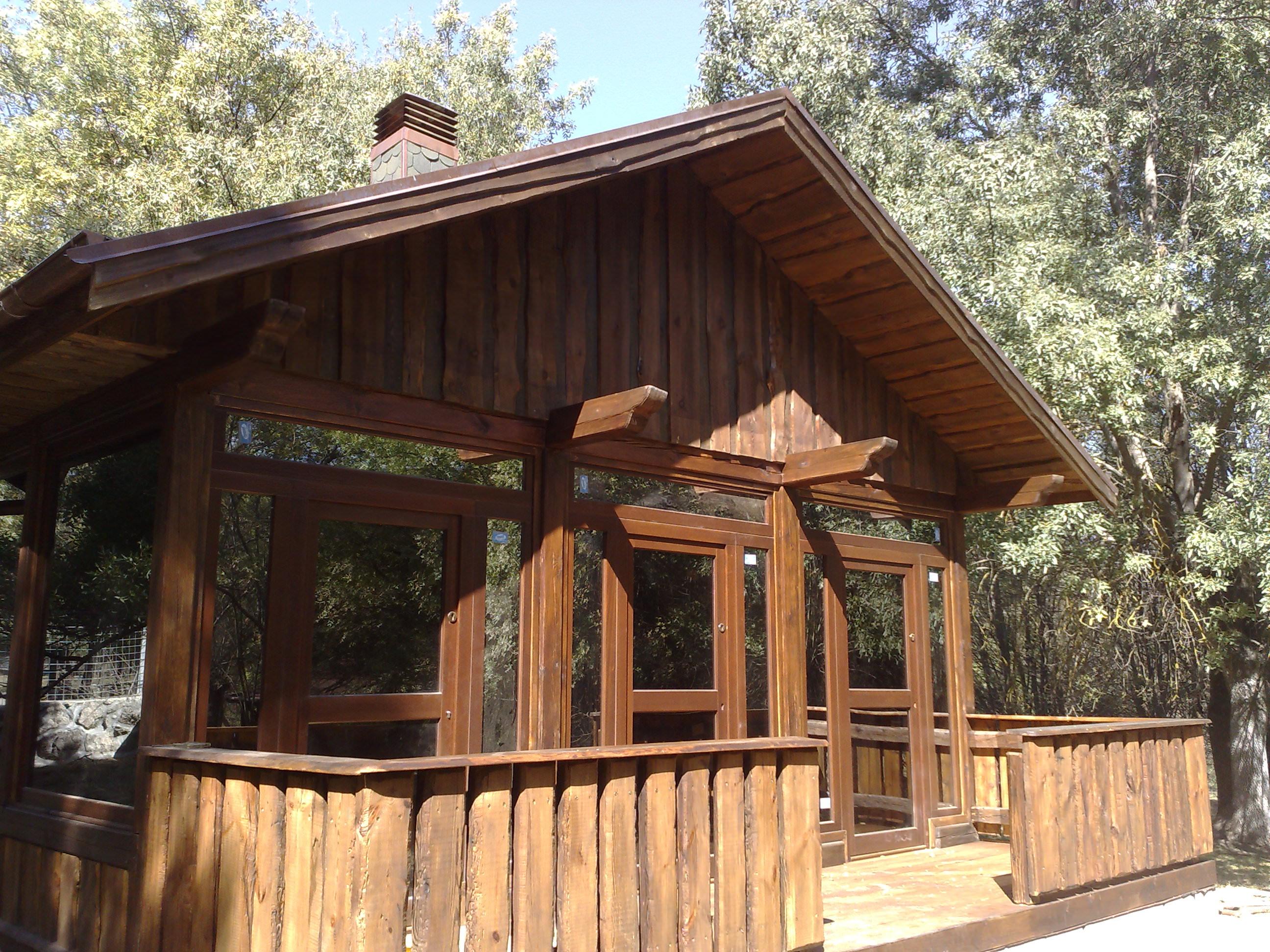 Precio de comprar casa de madera prefabricada en madrid - Casa de madera precios ...