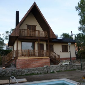 La mejor alternativa son las casas de madera