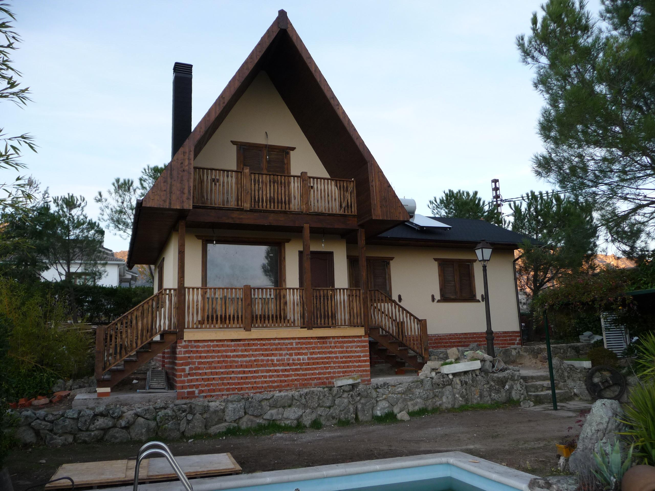 Casa de madera - Casa de madera ...