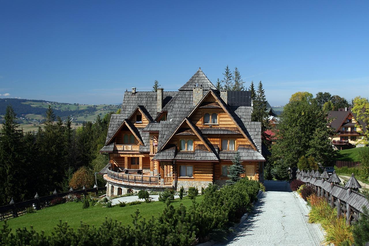 Casa de madera archives comprar casas de madera - Tocar madera casas ...