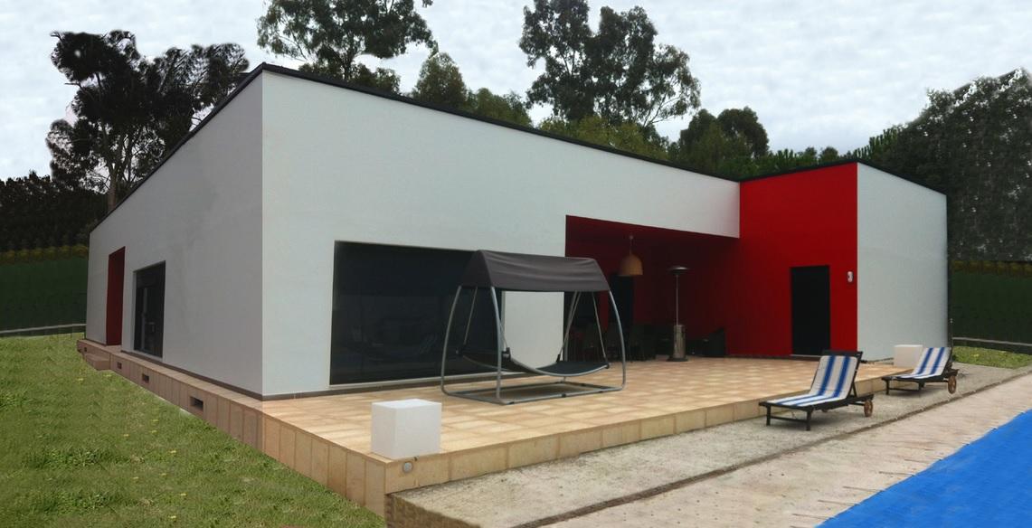 Mantenimiento casa de hormigon archives comprar casas de - Tocar madera casas ...