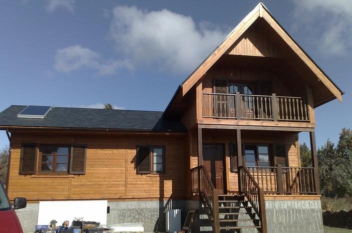 Qu tener en cuenta al hora de comprar casas de madera - Tocar madera casas ...