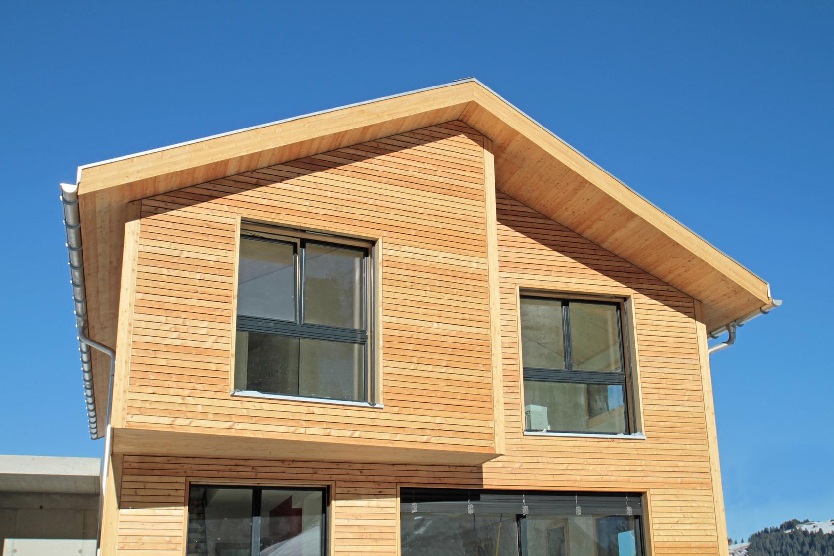 Casas prefabricadas madera tocar madera casas for Prefabricadas madera