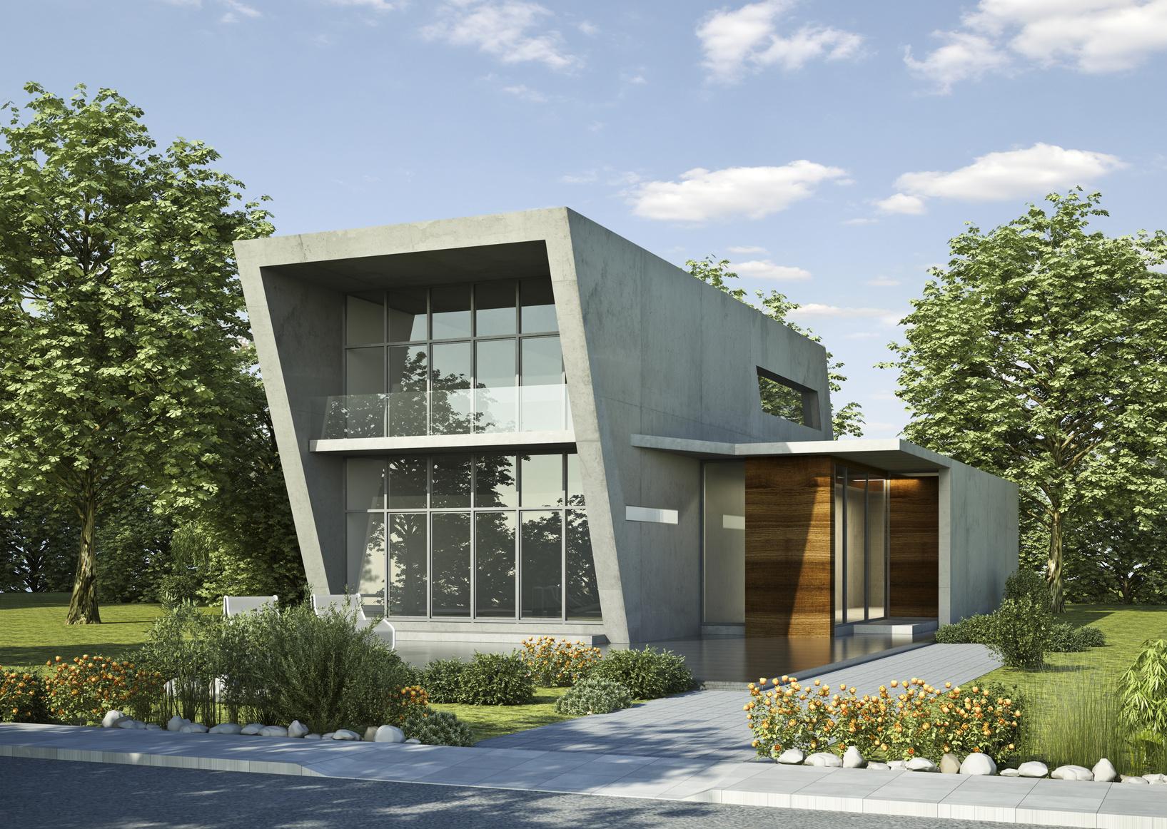 Comprar casa de hormigon es una buena inversi n - Tocar madera casas ...