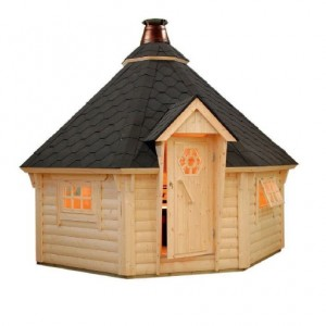 Barbacoa comprar casas de madera - Tocar madera casas ...