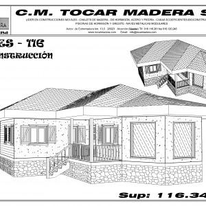 Casas de pajaadobe comprar casas de madera - Tocar madera casas ...