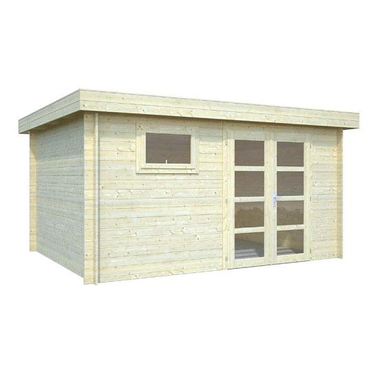 Modelo elsa 11 3 m2 comprar casa de madera de 11 3 m2 for Casetas de jardin amazon