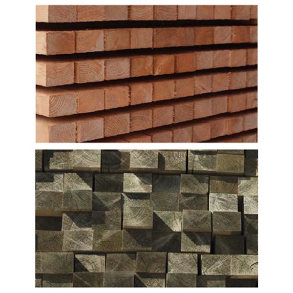 Modelo vigas de cimiento de terraza comprar casa de for Vigas de madera para jardin