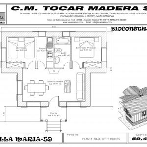 ver plano Villa María